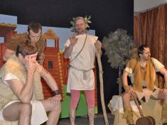 Divadelní představení vÚdlicích 2012