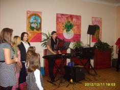 Oslava jubilantů 2.pol.2012