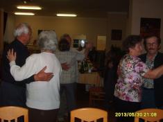 oslava jubilantů asetkání seniorů 30.5.2013