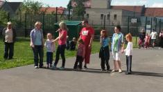 Oslava dětského dne uZŠ rok 2014.