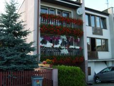 Soutěž onejkrásnější okno, balkon, předzahrádku r.2008 - 1.místo
