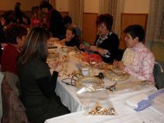 vázání adventních věnců 2010