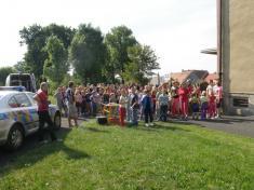 Oslava dětského dne r.2011