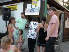 Loučení slétem nakoupališti r.2011